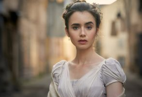 Lilly Collins Les Miserables