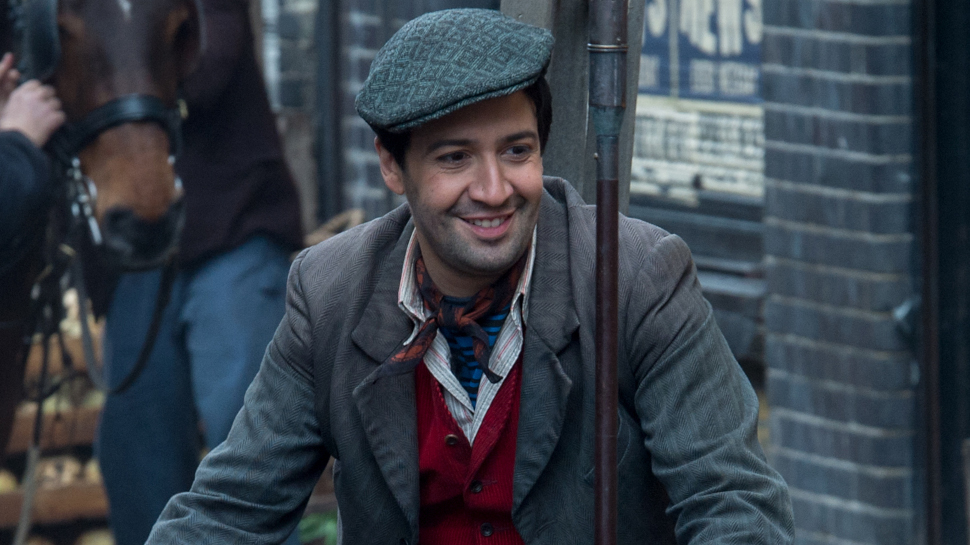 Lin-Manuel Miranda is Jack in Disneys MARY POPPINS RETURNS, a sequel to the 1964 MARY POPPINS, which takes audiences on an entirely new adventure with the practically perfect nanny and the Banks family.