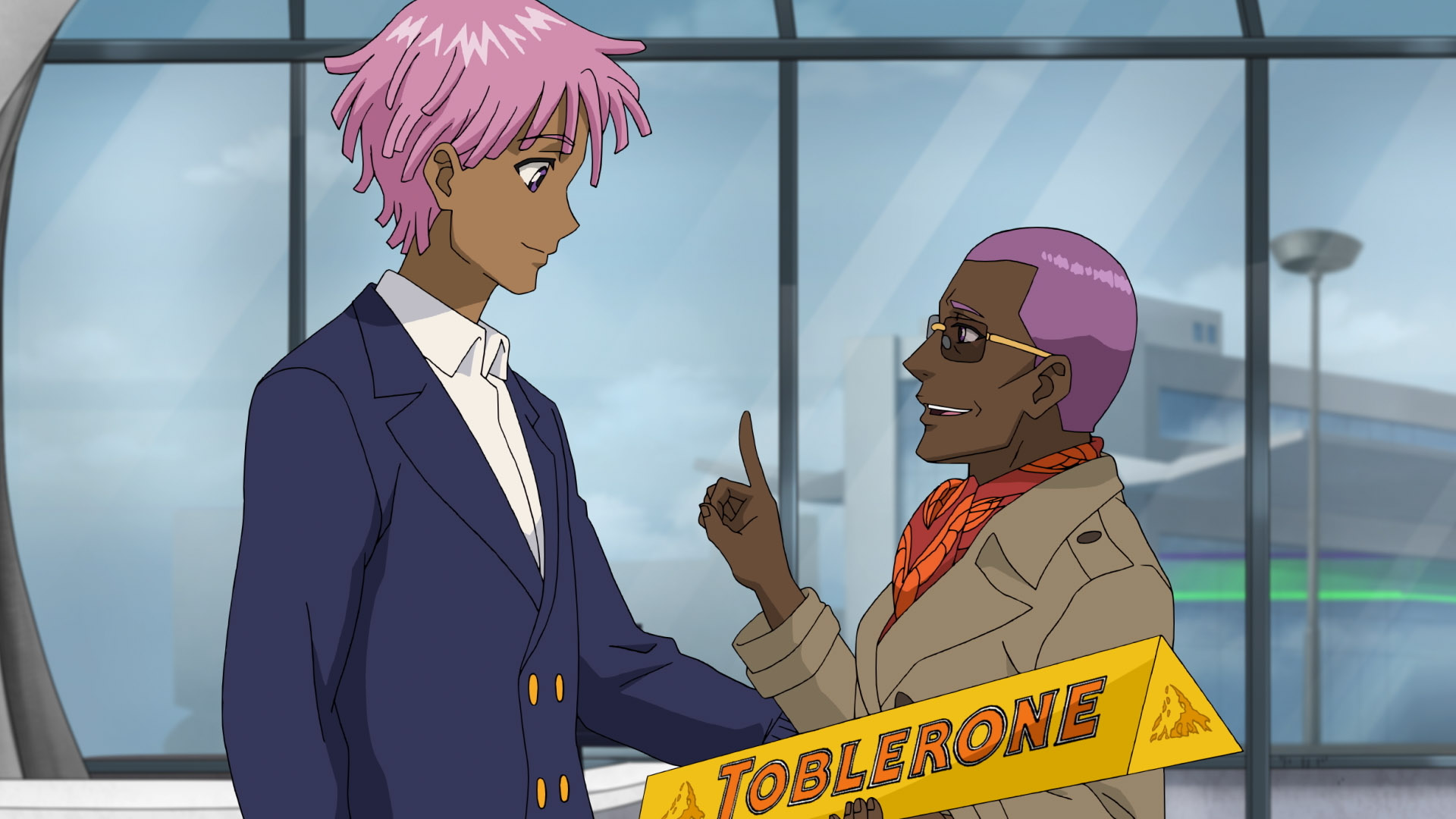 Image result for neo yokio christmas special
