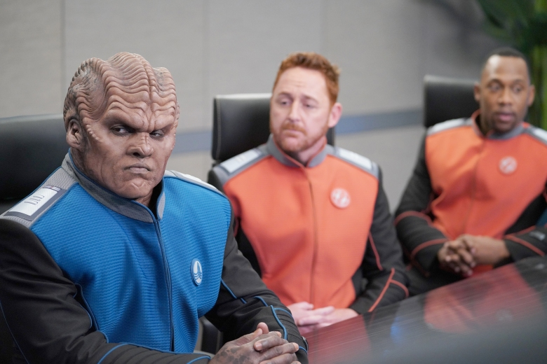 Orville Season 2 Premiere Review: Ja'loja Is the Show At Its