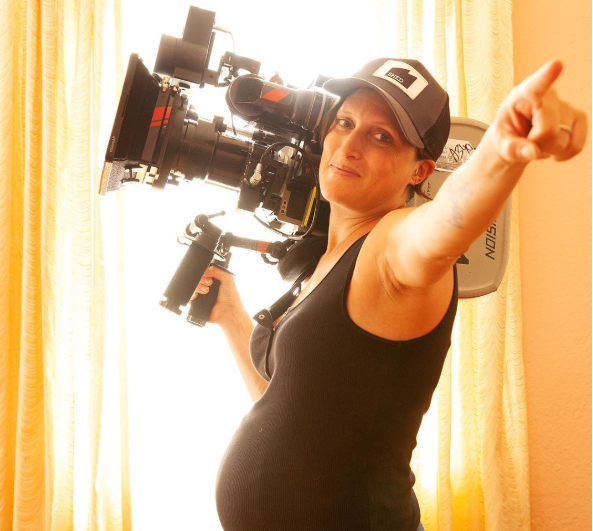 Cinematographer Rachel Morrison's instagram post about being pregnant and shooting her most recent movie went viral