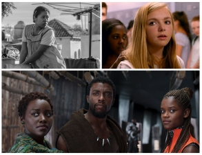 """Roma,"" ""Eighth Grade"" and ""Black Panther"" are among the best cast films of 2018, according to casting directors"