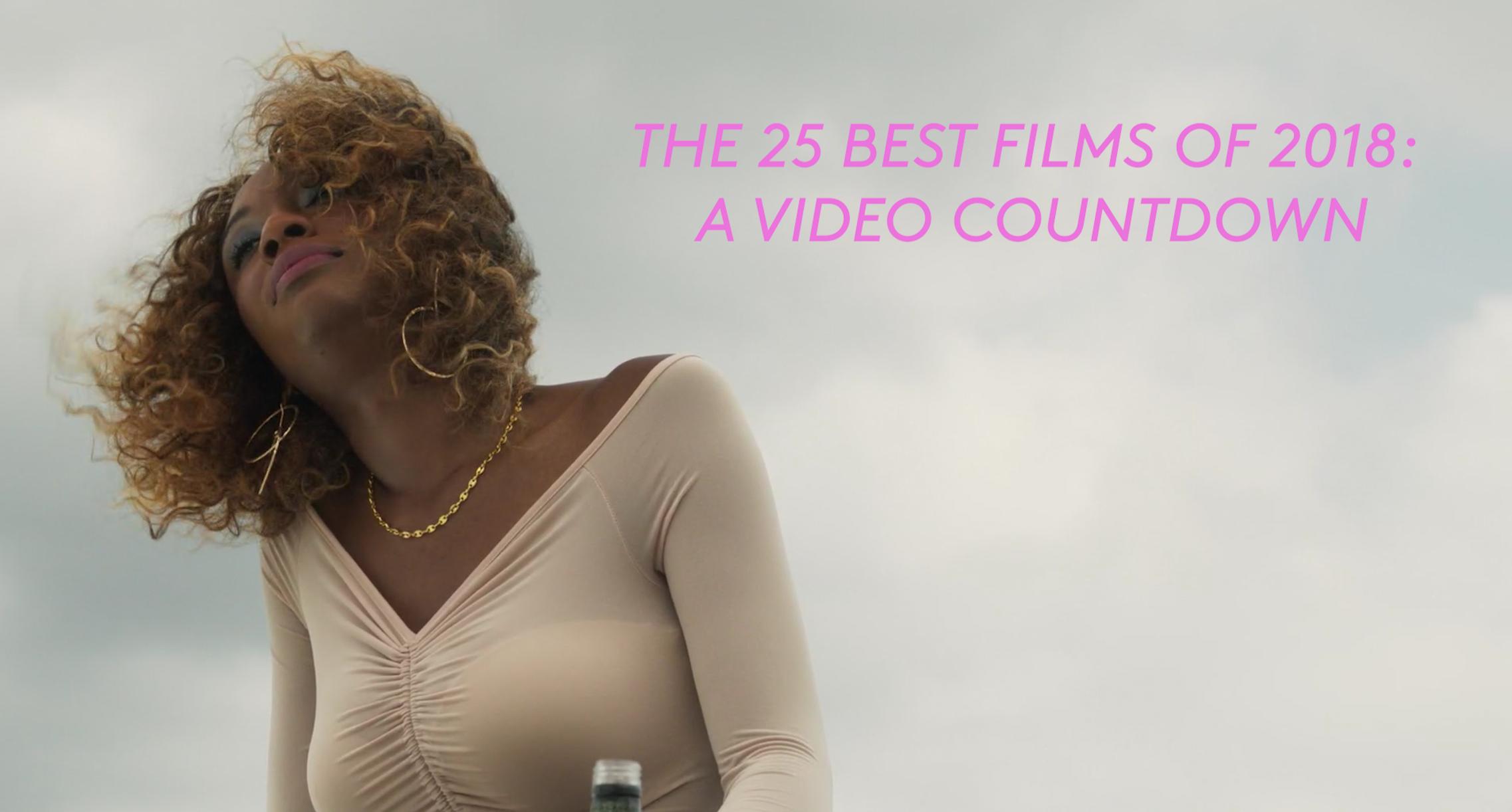 David Ehrlich Best Of 2021 David Ehrlich's 25 Best Movies of 2018 Video Countdown | IndieWire