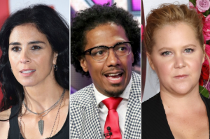 Nick Cannon Stands Up for Kevin Hart by Posting Homophobic Tweets From Schumer, Silverman