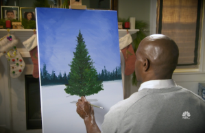Terry Crews Is Hosting a Live, 24-Hour Christmas Painting Session — Watch