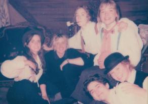 Emma Watson, Greta Gerwig, Saoirse Ronan, Florence Pugh, Eliza Scanland, and Timothee Chalamet