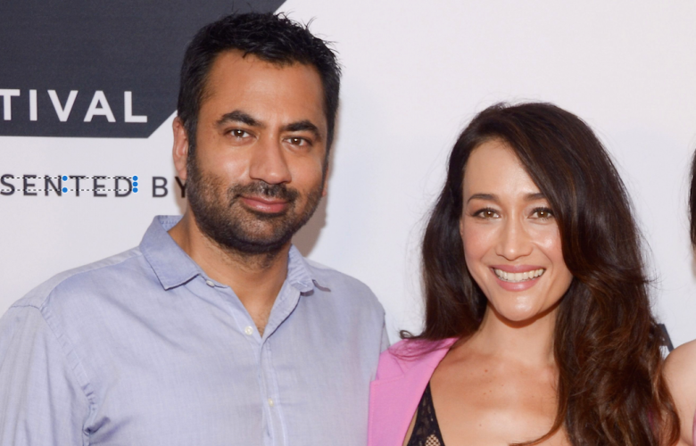 Kal Penn and Maggie Q