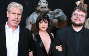 Ron Perlman, Selma Blair, Guillermo del Toro