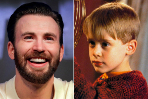 "Chris Evans and ""Home Alone"""