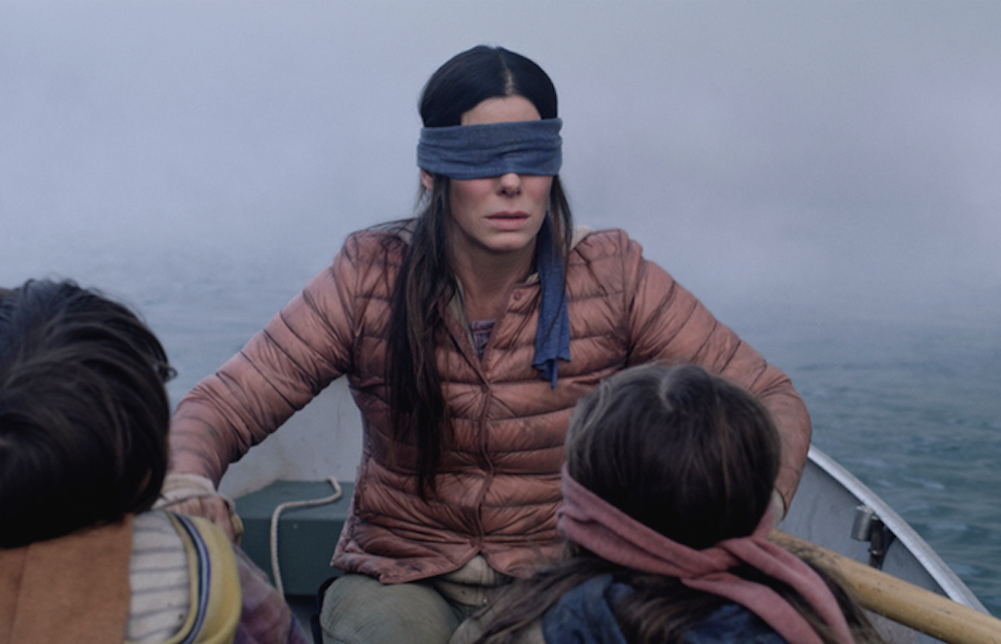 Bird Box' Originally Showed Monsters, but the Scene Was Cut ...