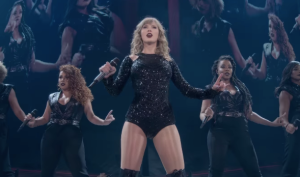 Taylor Swift Concert Movie Coming to Netflix New Year's Eve