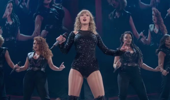 Taylor Swift On Netflix Reputation Concert Show Coming New Year S Eve Indiewire