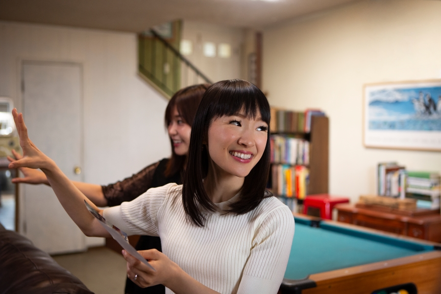 """""""Tidying Up with Marie Kondo"""""""