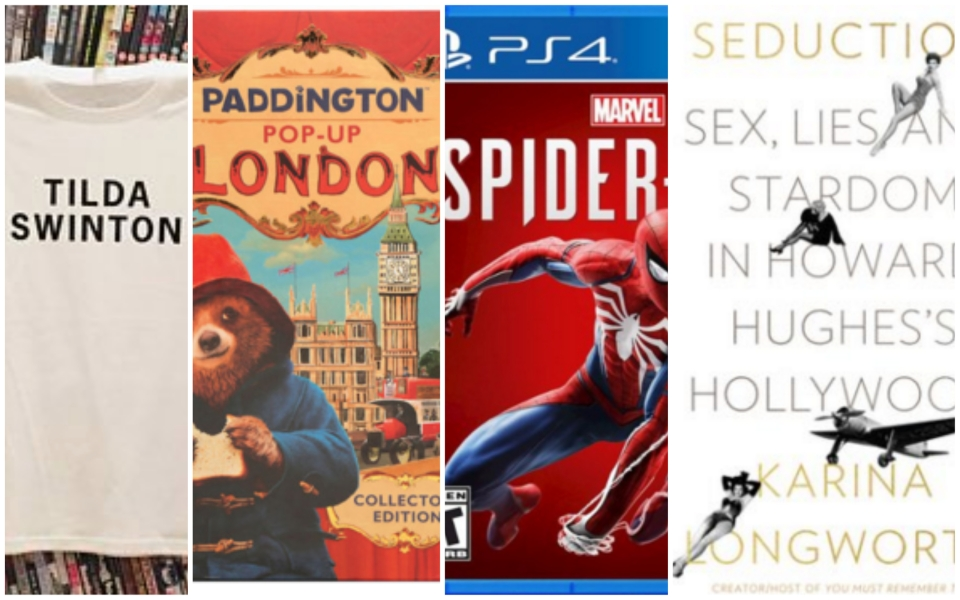 16 Best Books, Games, and Collectibles for Film and TV Fans
