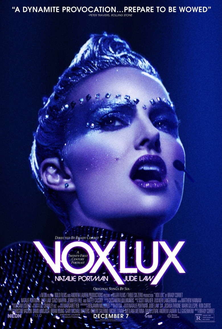 Natalie Portman's Career in Posters