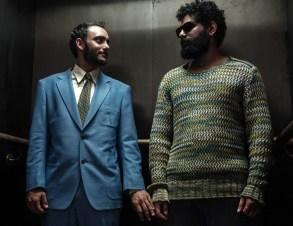 "Omid Abtahi and Mousa Kraish, ""American Gods"""