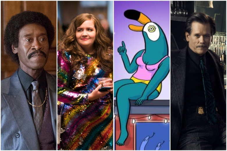 """Black Monday,"" ""Shrill,"" ""Tuca & Bertie,"" ""City on a Hill"""