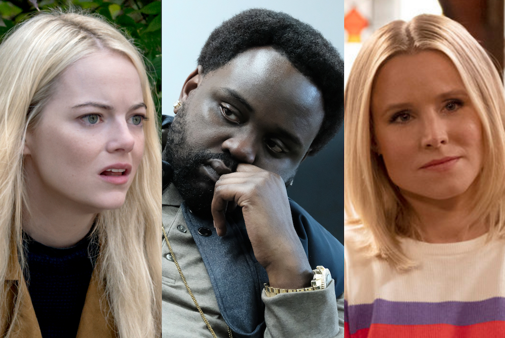 Golden Globes 2019 TV Snubs and Surprises: 'Atlanta,' 'Maniac' Out, 'Good Place' In