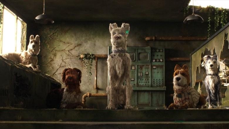 """Isle of Dogs"""