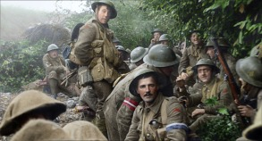 """They Shall Not Grow Old"" Peter Jackson WWI Documentary"