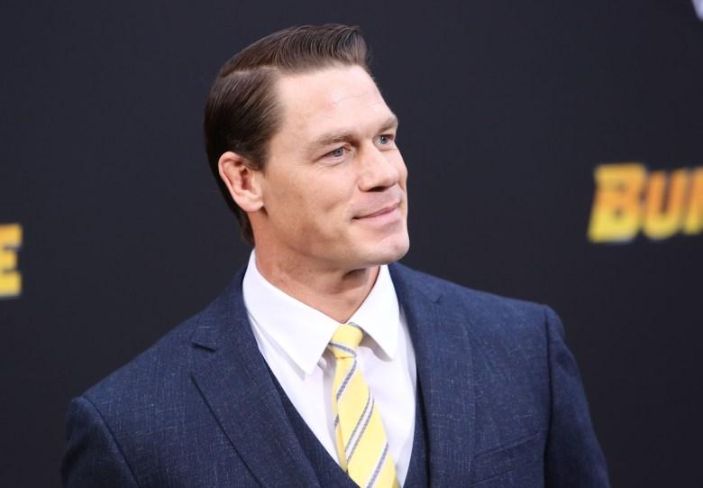 John Cena'Bumblebee' film premiere, Arrivals, Los Angeles, USA - 09 Dec 2018