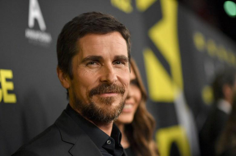Christian Bale'Vice' film premiere, Arrivals, Los Angeles, USA - 11 Dec 2018