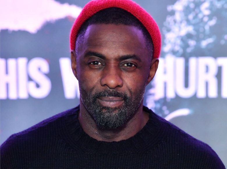 Idris Elba'Luther Series 5' TV show photocall, London, UK - 11 Dec 2018
