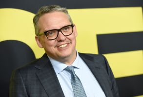 "Adam McKay arrives at the world premiere of ""Vice"", at the Samuel Goldwyn Theater in Beverly Hills, CalifWorld Premiere of ""Vice"", Beverly Hills, USA - 11 Dec 2018"