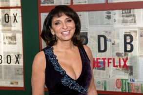 "Susanne Bier attends a screening of ""Bird Box"" at Alice Tully Hall, in New YorkNY Special Screening of ""Bird Box"", New York, USA - 17 Dec 2018"