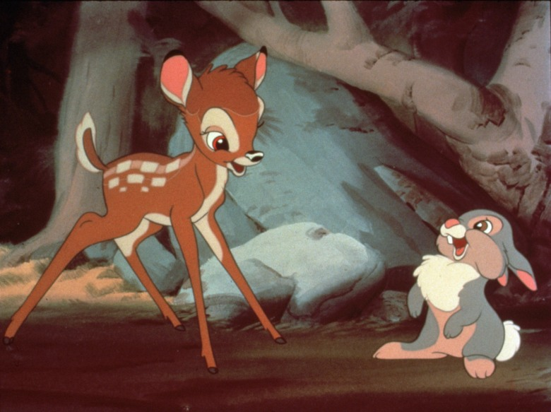 Editorial use onlyMandatory Credit: Photo by GTV Archive/REX/Shutterstock (390893ge)FILM STILLS OF 'BAMBI' WITH 1942, BAMBI, DAVID HAND IN 1942VARIOUS