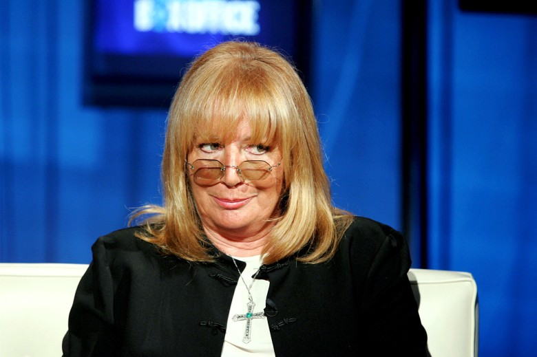 Penny Marshall'THE BIG IDEA WITH DONNY DEUTSCH' TV PROGRAMME, NEW YORK, AMERICA - 06 JUL 2005