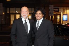 Bruce Willis & M Night ShyamalanLuminere Awards, Philadelphia, USA - 26 Oct 2017