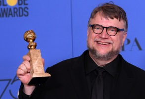 Guillermo Del Toro - Best Director, Motion Picture - 'The Shape of Water'75th Annual Golden Globe Awards, Press Room, Los Angeles, USA - 07 Jan 2018