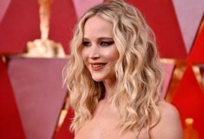 Jennifer Lawrence90th Annual Academy Awards, Arrivals, Los Angeles, USA - 04 Mar 2018