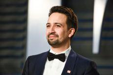 Lin-Manuel MirandaVanity Fair Oscar Party, Arrivals, Los Angeles, USA - 04 Mar 2018