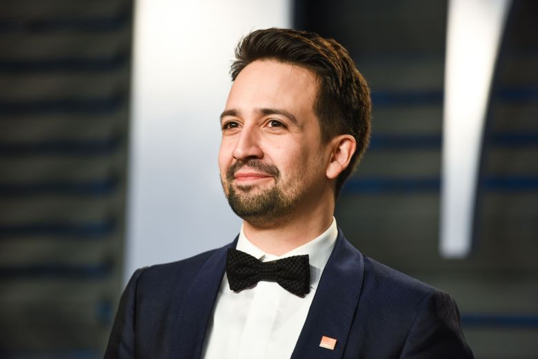 Lin-Manuel Miranda Vanity Fair Oscar Party, Arrivals, Los Angeles, USA - 04 Mar 2018