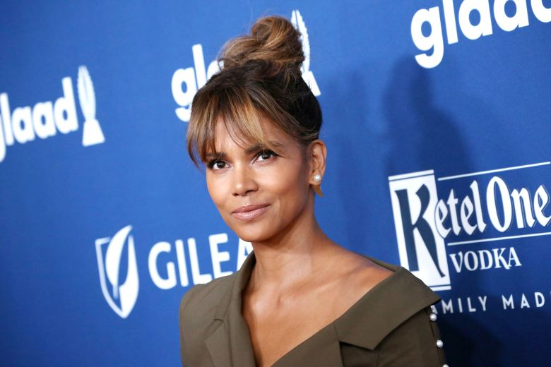 Halle Berry29th Annual GLAAD Media Awards, Arrivals, Los Angeles, USA - 12 Apr 2018