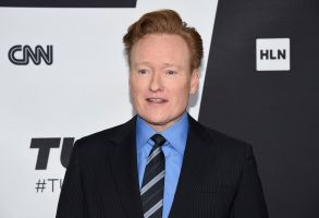 Conan O'Brien attends the Turner Networks 2018 Upfront at One Penn Plaza, in New YorkTurner Networks 2018 Upfront, New York, USA - 16 May 2018