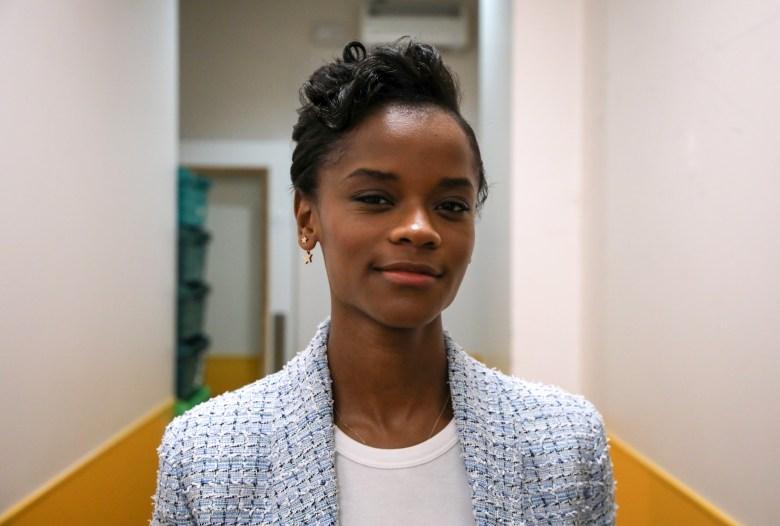 Letitia WrightWalt Disney Studios 'Black Panther' film presentation, The Contenders London presented by Deadline, UK - 13 Oct 2018