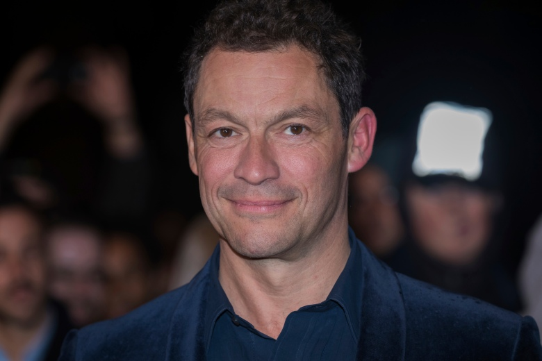 Dominic WestBritain Film Festival 2018 Colette - 11 Oct 2018