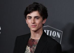 Timothee ChalametHollywood Film Awards, Arrivals, Los Angeles, USA - 04 Nov 2018