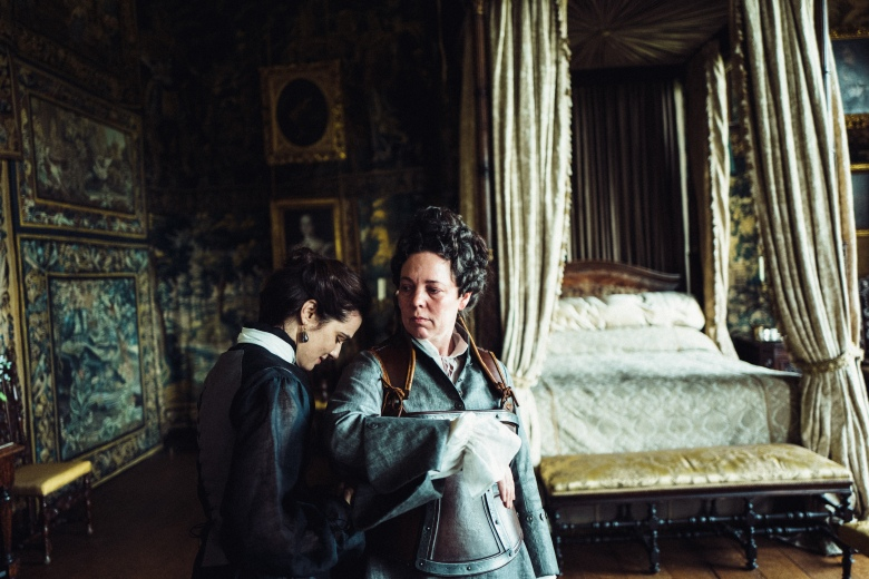 making of the favourite film