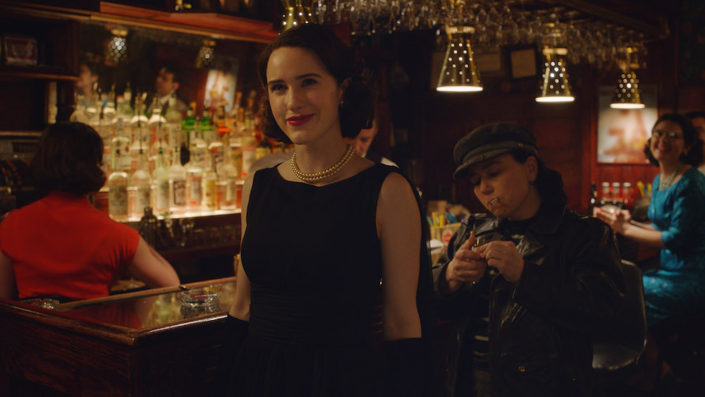 The Marvelous Mrs. Maisel Season 2 Rachel Brosnahan