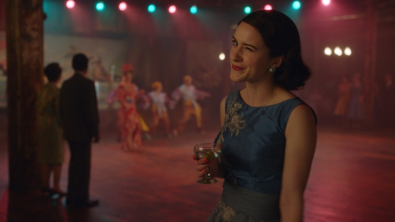 The Marvelous Mrs. Maisel Season 2 Rachel Brosnahan