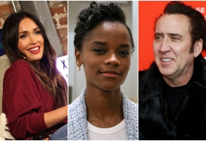 Megan Fox, Letitia Wright, Nicholas Cage