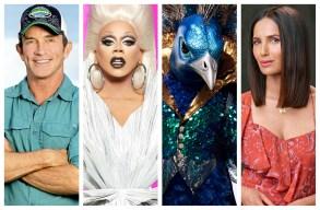 """Survivor,"" ""RuPaul's Drag Race,"" ""The Masked Singer,"" ""Top Chef"""
