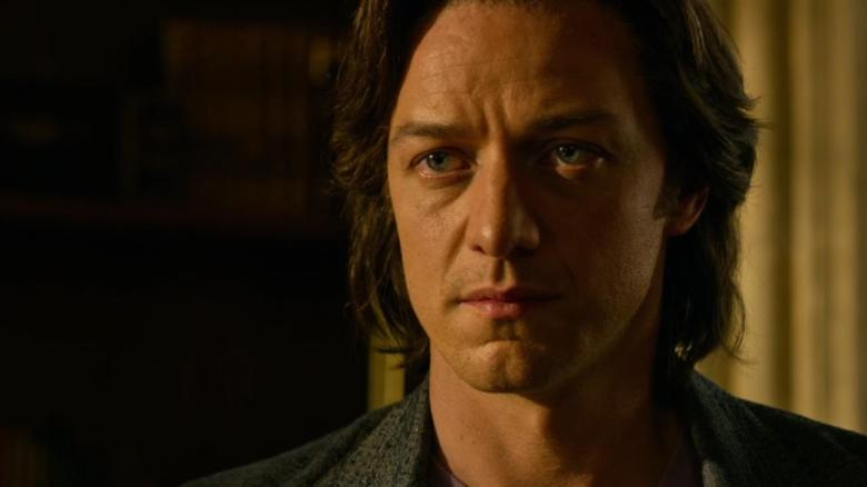 James McAvoy as Professor Charles Xavier