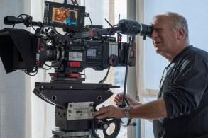 "Robert Elswit shooting ""Velvet Buzzsaw"" on the new Millennium DXL2 8K camera for Netflix"