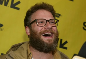 "Seth Rogen arrives for ""The Disaster Artist"" at the Paramount Theatre during the South by Southwest Film Festival, in Austin, Texas2017 SXSW - ""The Disaster Artist"", Austin, USA - 12 Mar 2017"