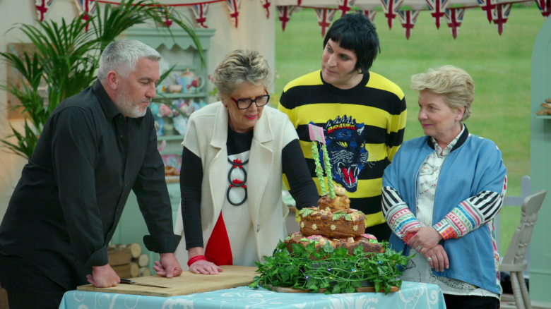 """The Great British Baking Show"""